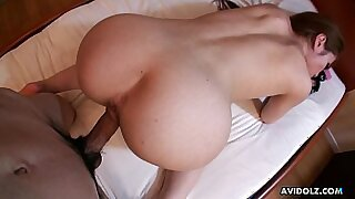 8:39: Japanese BBW And Big Booty Horny Asian