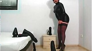6:41: Chemy Naughty wife fucks with agent
