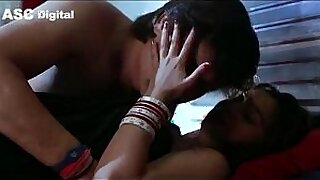 Indian Couple with Wifes Full Of Hot Lube - 5:50