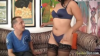 8:45: Thick Asian Humping a White Dick