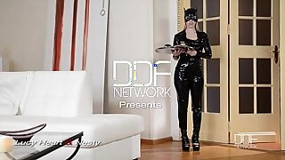 34:37: Anal Pro Shaking Latex Coeds rules Russian audition scene