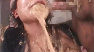 Asian JAV Gagging Puking Compilation at xxx sexy porn