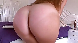 Big booty redhead Farrah Flower gets fucked at xxx sexy porn