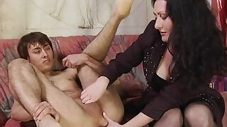 20:00: Fuck Him With thick Strapon
