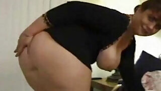 10:00: BBW Huge Ass Fuck