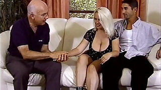 12:00: BBW Blonde Housewife Perfect Sex