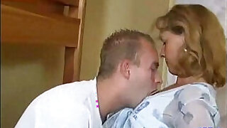 Horny mom and son fucking at home - 10:00