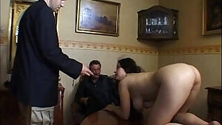 9:00: The house of pain submissive girl humiliated and spanked!