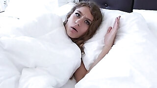 CFNMTeens Quick Morning Fuck each other With Her Step Brother - 10:00