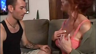 31:00: Mom could not resist the big cock of her Son