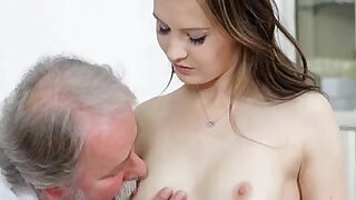 Timea Bella Teenie Breasts And Her Pussy Examined - 7:00