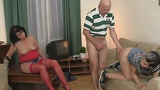 6:00: She is lured into dirty game with his olds