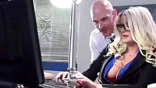 5:00: Office Sex Tape With show up Slut Girl vid