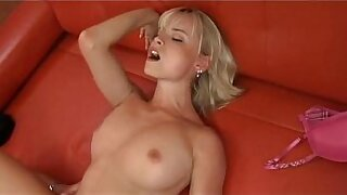 20:33: Hot German blonde Mercedes Yellow is Having Sex With a Black Dick