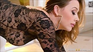 6:43: Chanel Preston always try to make me a fuck